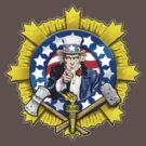 Scion 1e Pantheon: Yankee by TheOnyxPath