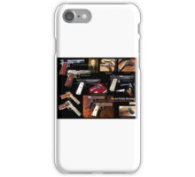 Colt 1911 John Browning Poster iPhone Case/Skin