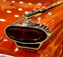 1959 Oldsmobile Super 88 2 Door Hardtop Tail Light by SuddenJim