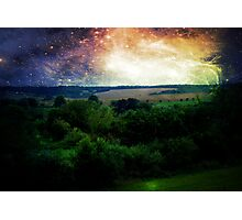 Magic Kingdom © Photographic Print