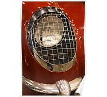 1954 Chevrolet Corvette Roadster, Head Lamp Poster