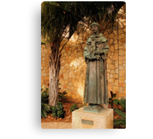 St. Anthony of Padua in Digital Oil Canvas Print