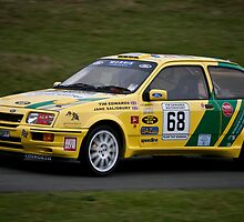 Ford Siera Cosworth. by fotopro