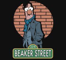 Beaker Street by nikholmes