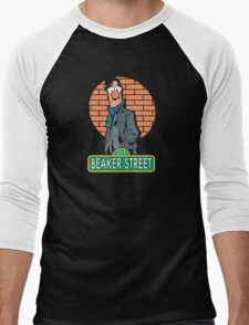 Beaker Street Men's Baseball ¾ T-Shirt