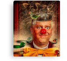 Polly Makes Brains For Glenn Canvas Print