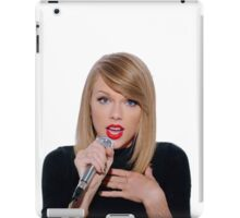 Shake it off Taylor Swift iPad Case/Skin