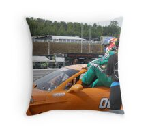 At Road Atlanta Throw Pillow