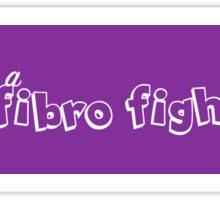 Fibro Fighter Sticker