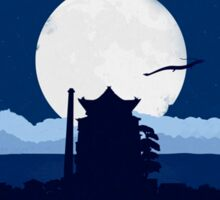 Spirited Away Haku Sticker
