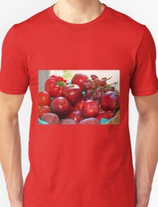 Fifty Shades of Red - Tote T-Shirt