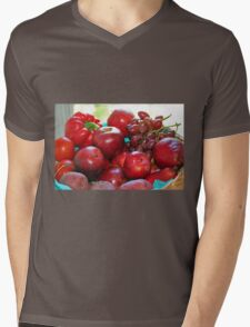 Fifty Shades of Red - Tote Mens V-Neck T-Shirt