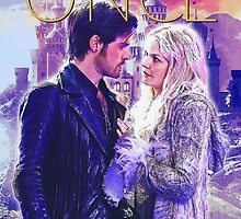 Captain Swan Camelot Comic Poster 1 by Marianne Paluso