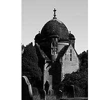 The Frazer Mausoleum - Rookwood 2012 Photographic Print