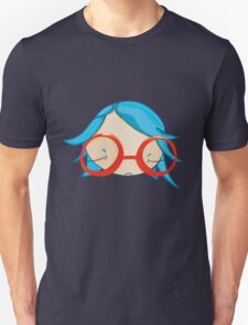 Blue Girl Unisex T-Shirt