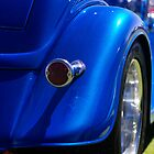 Smooth Blue Lines by Norman Repacholi