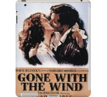 Gone With The Wind - 3 iPad Case/Skin
