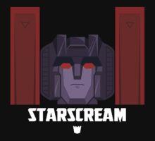 "Transformers - ""Starscream (Seeker)"" by Dave Brogden"