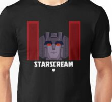 "Transformers - ""Starscream (Seeker)"" Unisex T-Shirt"
