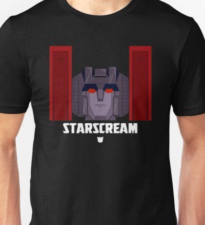 """Transformers - """"Starscream (Seeker)"""" Unisex T-Shirt"""
