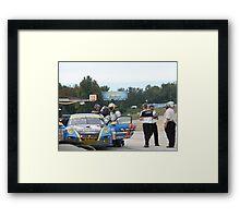 Porsche 911 GT3 RS #68, Atlanta, GA Framed Print