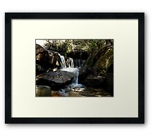 Mc Carrs Creek - Akuna Bay - Sydney - Australia 2012  Framed Print