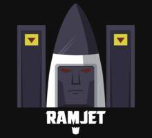 "Transformers - ""Ramjet (Seeker)"" by Dave Brogden"