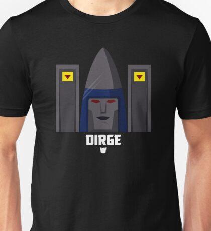 "Transformers - ""Dirge (Seeker)"" Unisex T-Shirt"