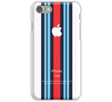 Martini Racing Colours iPhone Edition iPhone Case/Skin