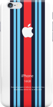 Martini Racing Colours iPhone Edition by samsphotos12