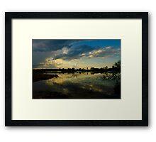 Amazing sky  Framed Print