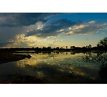 Amazing sky  Photographic Print
