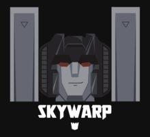 "Transformers - ""Skywarp (Seeker)"" by Dave Brogden"