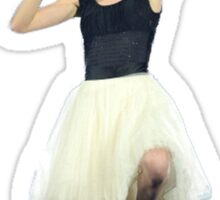 Ballet Dance Taylor Swift Sticker