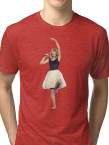 Ballet Dance Taylor Swift Tri-blend T-Shirt