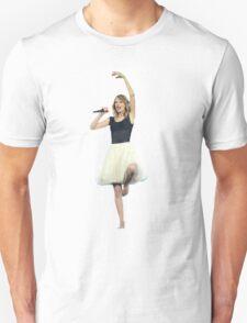 Ballet Dance Taylor Swift Unisex T-Shirt