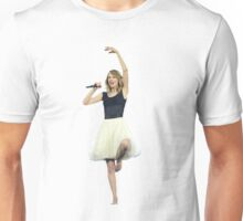 Ballet Dance Taylor Swift Unisex T-Shirt