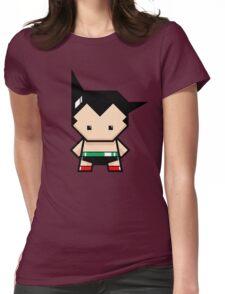 Mekkachibi Atom Womens Fitted T-Shirt