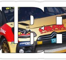 Petter Solberg - World Rallycross Champion Sticker
