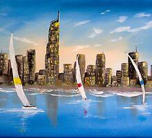 Gold Coast Yacht's by Terry-ann