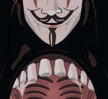 Spirited Vendetta Sticker