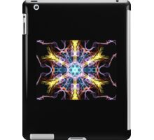 Trippy snow flake iPad Case/Skin