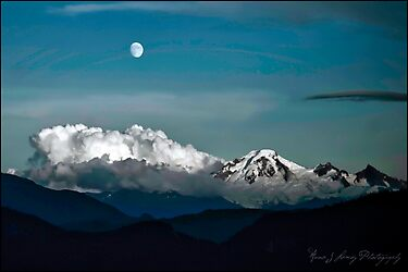 Mount Baker by Annie Lemay  Photography