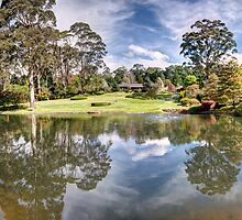 The Secret Garden #2 - Mount Wilson NSW - The HDR Reflections by Philip Johnson