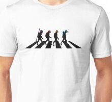 Turtle Road (Black) Unisex T-Shirt