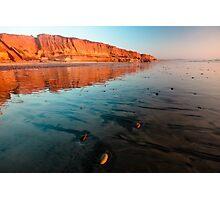 Terramar Beach California Photographic Print