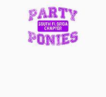 Party Ponies - Purple Unisex T-Shirt