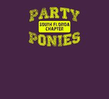 Party Ponies - Yellow Unisex T-Shirt