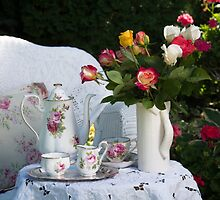 Morning Retreat by Halobrianna