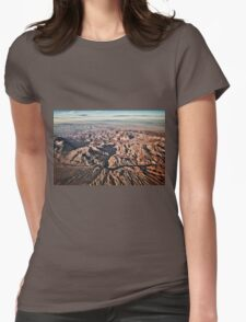 Somewhere In Arizona Womens Fitted T-Shirt